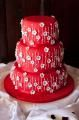 The Ali wedding cake