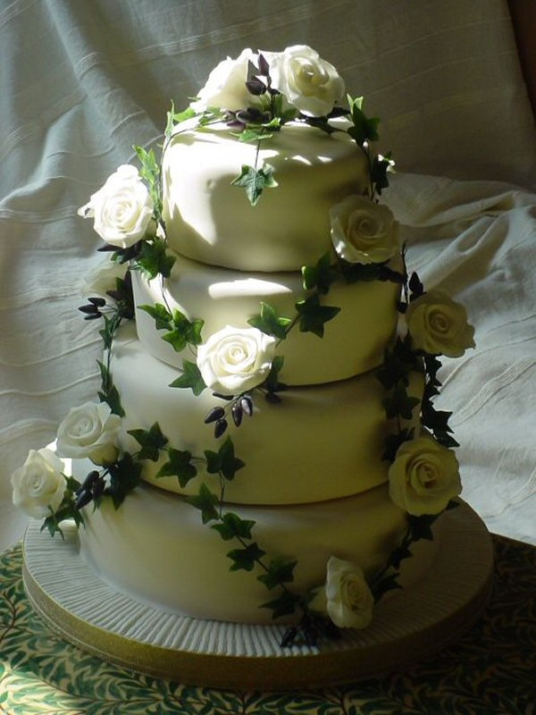Gallery Three::wedding cakes by Franziska