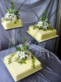 The Hatti wedding cake