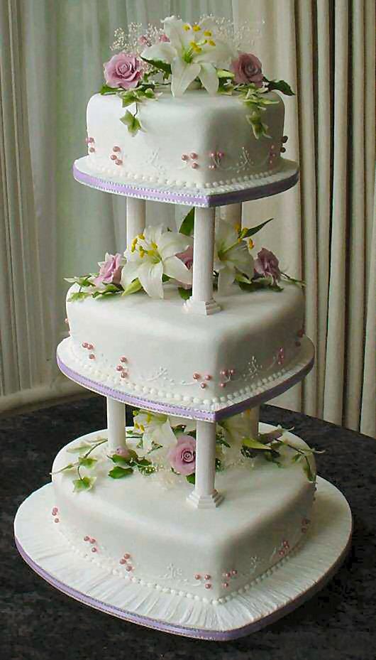 Gallery One Wedding Cakes By Franziska