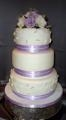 The Nuru wedding cake
